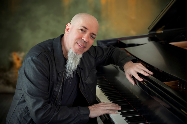 Jordan Rudess of Dream Theater