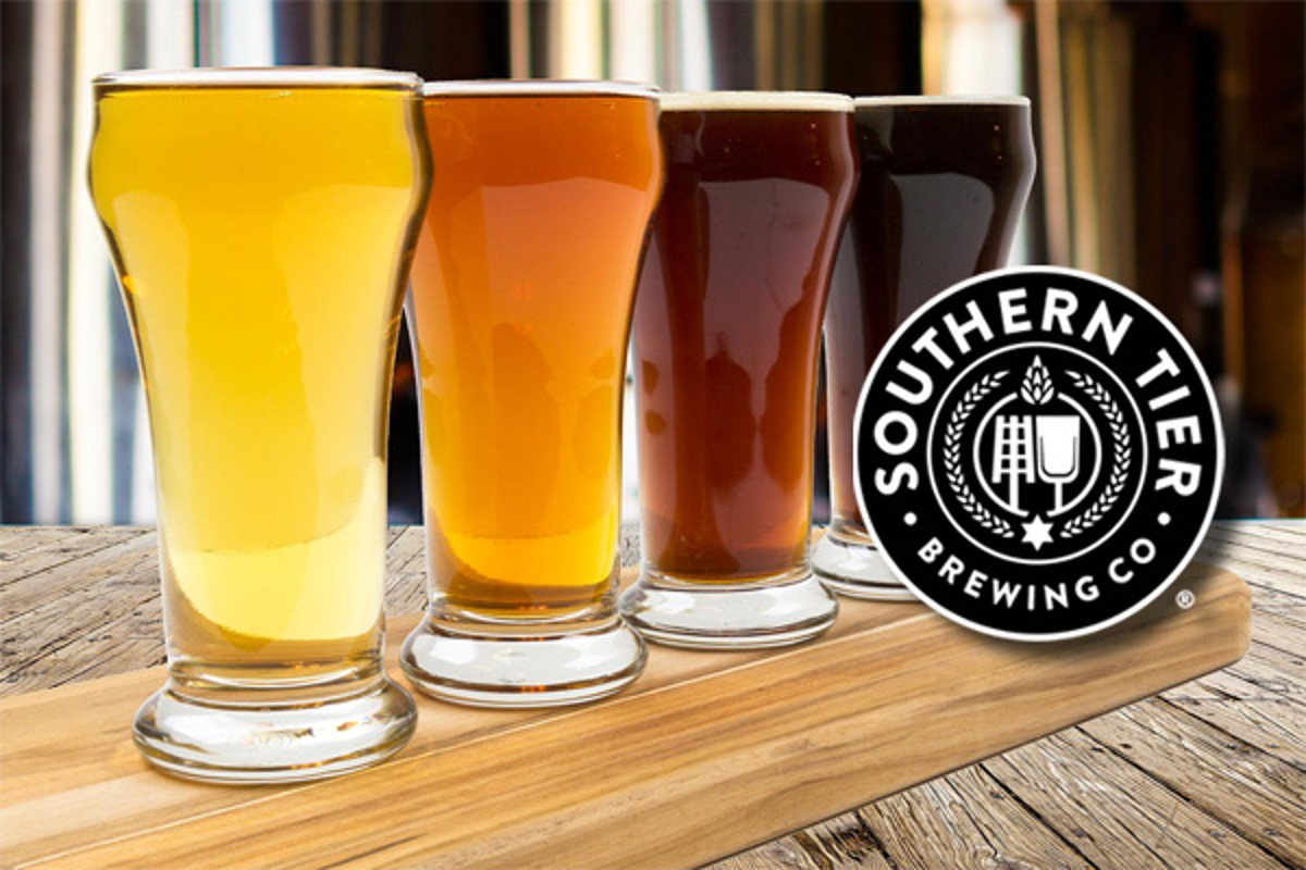 Beer Tasting: Southern Tier Brewing Co.