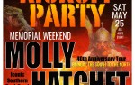 Image for Molly Hatchet - Summer Kickoff Party