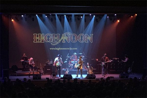 High Noon - A Tribute To Lynyrd Skynyrd And Southern Rock (3 PM)
