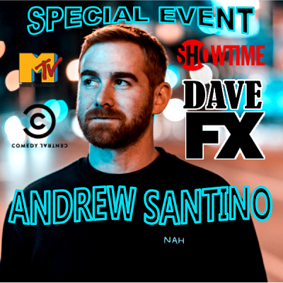 Andrew Santino (Special Event)
