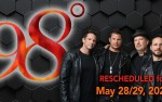 Image for 98° - RESCHEDULED FROM MAY 28