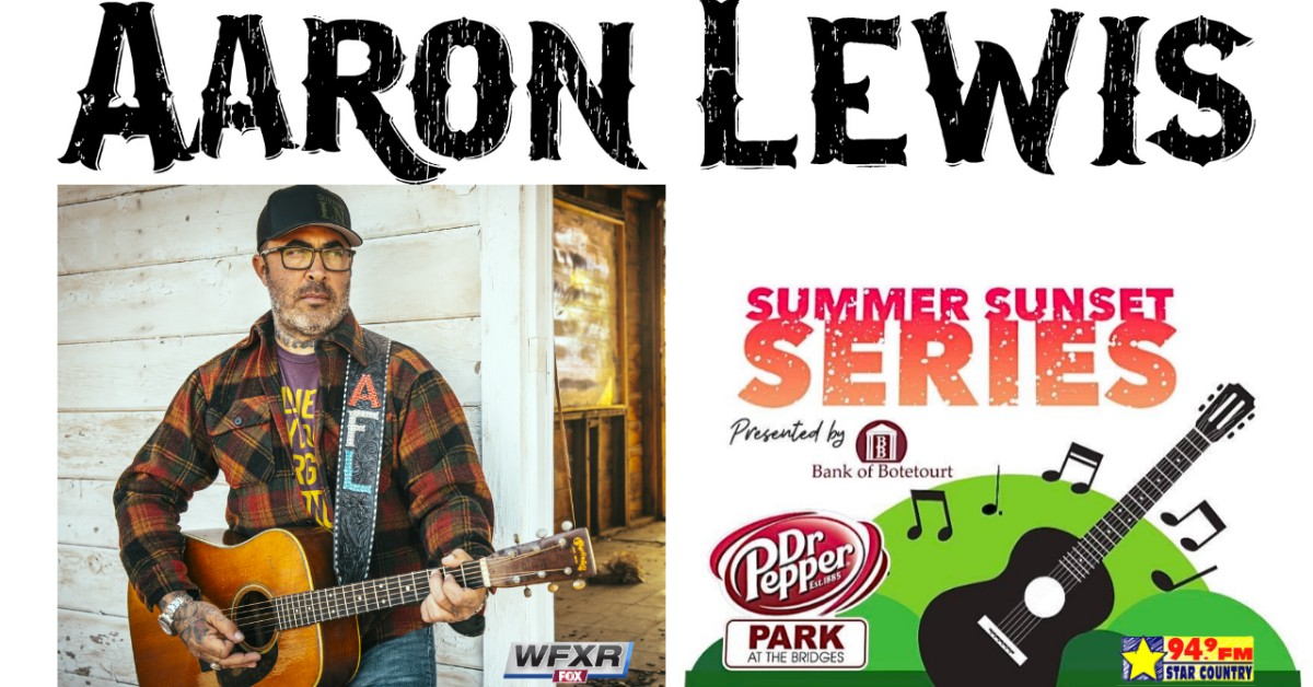 Aaron Lewis At Dr Pepper Park On Jun 25, 2020 6:30 PM