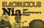 Image for BLACKALICIOUS 'NIA' 20th Anniversary Tour **RESCHEDULED**, with HEIRUSPECS