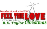 Image for FEEL THE LOVE - CELEBRATING A B.E. TAYLOR CHRISTMAS