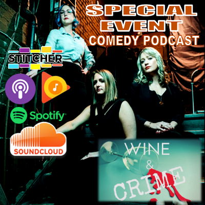 Wine and Crime (Special Event)