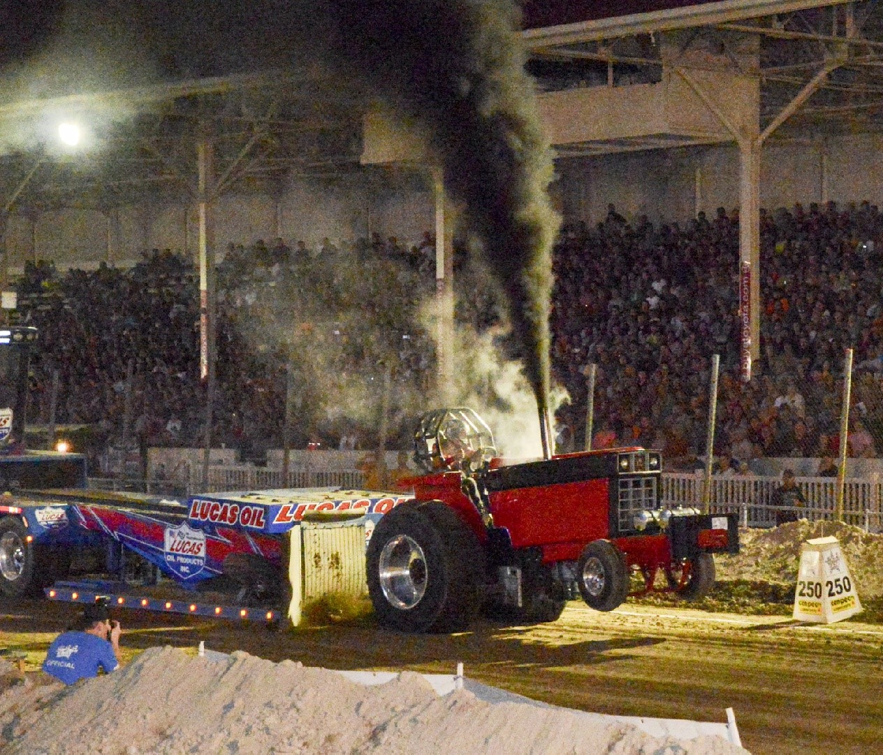 Fairfield Chrysler Dodge Jeep Ram of Muncy & Danville Presents: Full Pull  Productions, Inc Sanctioned Tractor and Truck Pulling - Bloomsburg Fair