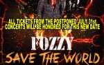 Image for FOZZY / THROUGH FIRE / ROYAL BLISS  18+