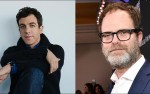 Image for Temple of Aaron -- Conversation with Rainn Wilson & BJ Novak