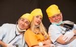 Image for Theatertag! - Die drei von der Krankstelle