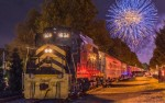 Image for Fireworks Train - Norwood, OH