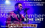 Image for Martin Kember and The Unit: Purple Musicology