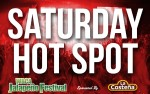 Image for Saturday Hot Spot