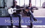 Image for Raul Midon & Lionel Loueke presented by the SCFA Signature Series in the SCFA Recital Hall