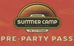 Image for SUMMER CAMP MUSIC FESTIVAL 20TH ANNIVERSARY: THURSDAY PRE-PARTY PASS - MAY 27TH 2021 ***MUST HAVE 3-DAY PASS***