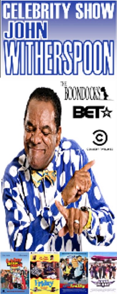 John Witherspoon (Celebrity Show) 2019