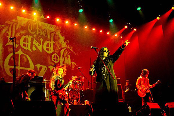 The Land Of Ozz - The Ultimate Ozzy Osbourne Experience!