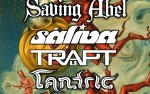 Image for SAVING ABEL/SALIVA/TRAPT/TANTRIC  18+ SOLD OUT