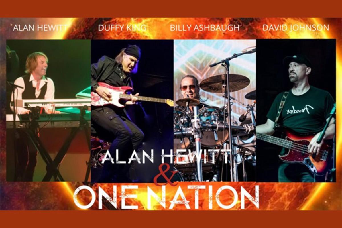 Alan Hewitt & One Nation