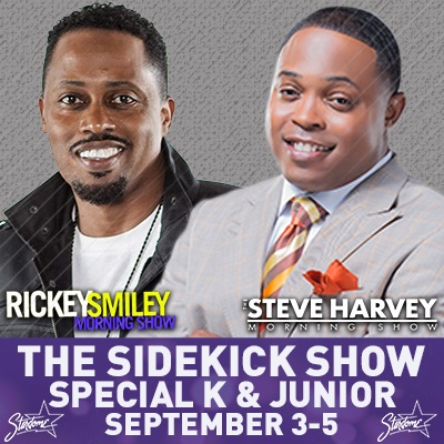 The Sidekick Show with Jr. and Special K
