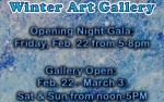 Image for The CRT Winter Art Gallery