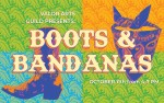 Image for Arts Guild Parent Fundraiser -  Boots and Bandanas