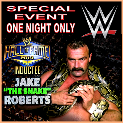 Jake the Snake Roberts - Dirty Details Tour (Special Event)