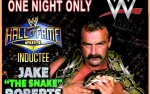 Image for Jake the Snake Roberts - Dirty Details Tour (Special Event)