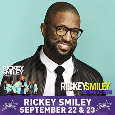 Rickey Smiley Stand-Up