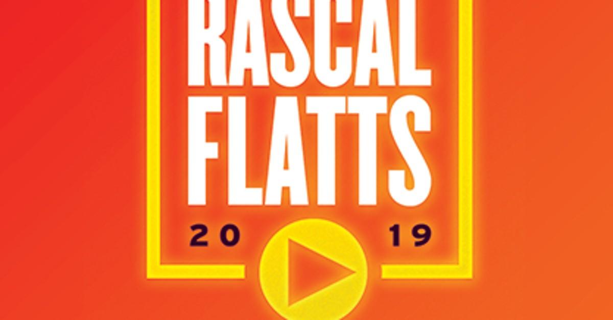 Rascal Flatts At Sandia Casino Amphitheater On Oct 4 2019 800 Pm