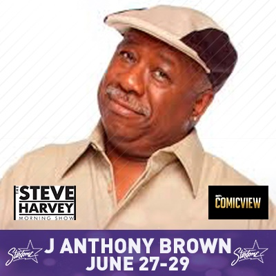 J Anthony Brown