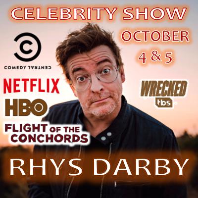Rhys Darby (Celebrity Show)
