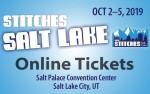 Image for STITCHES Salt Lake; Market Admission, October 3 -5, 2019