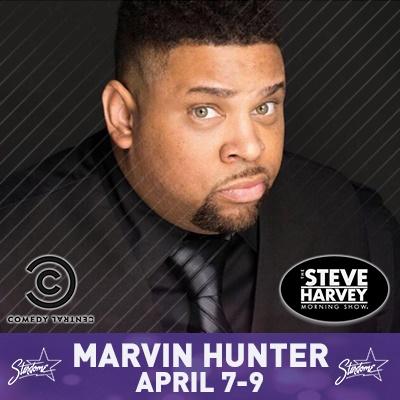 Marvin Hunter
