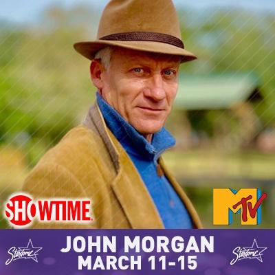Ragin Cajun John Morgan