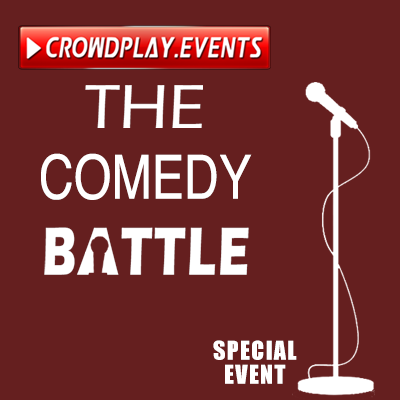 The Comedy Battle September 2019