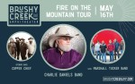 Image for The Charlie Daniels Band: Fire On The Mountain Tour with special guest The Marshall Tucker Band