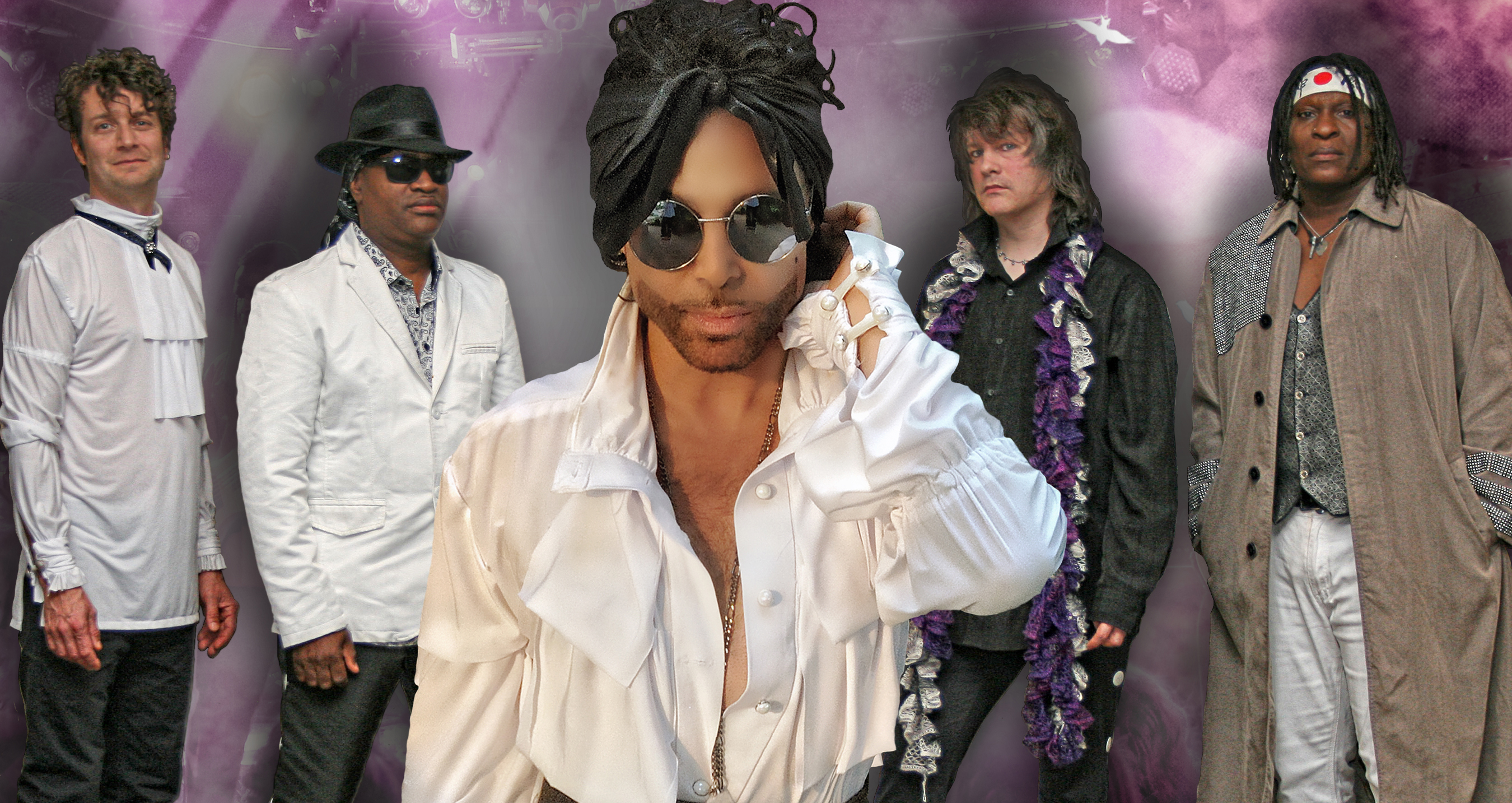 Purple Xperience (Tribute To PRINCE)