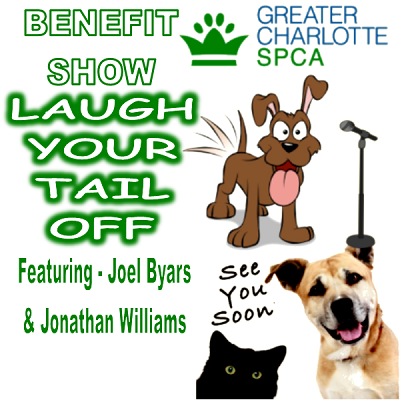 Laugh Your Tail Off (Benefit Show)