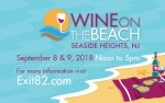 Image for Wine on the Beach 2018 (September 8th & 9th - Ticket valid any ONE day)