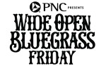 Image for Wide Open Bluegrass Festival -- FRIDAY