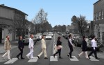 Image for The NowHere Band performs ABBEY ROAD