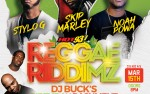 Image for Hot 93.7's Reggae Riddimz presents DJ BUCK'S BIRTHDAY BASHMENT featuring SKIP MARLEY