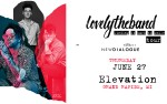 Image for  OTW Presents: lovelytheband – the finding it hard to smile tour