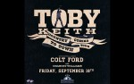 Image for TOBY KEITH: Country Comes To Town Tour *Rescheduled Date*