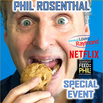 Phil Rosenthal (Special Event)