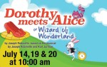 Image for Dorothy Meets Alice/ Wizard Of Wonderland