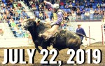 Image for NPRA BULL & RANCH BRONC RIDING-MONDAY