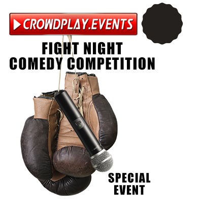 Fight Night Nov Dec 2019