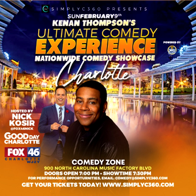Kenan Thompson's Ultimate Comedy Experience (Special Event)